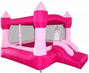 Cloud 9 Princess Bounce House