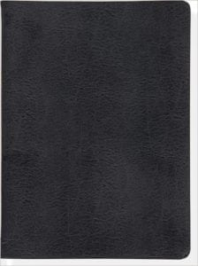 Flanders Black Leather Journal Notebook