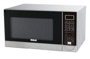 RCA RMW1182 Stainless Steel Microwave and Grill