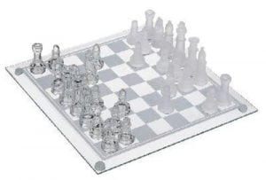 4. Rhode Island Novelty Grandmaster Regulation Chess Set
