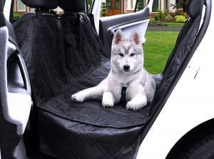 Transpwat Hammock Luxury Dog Car Seat Covers