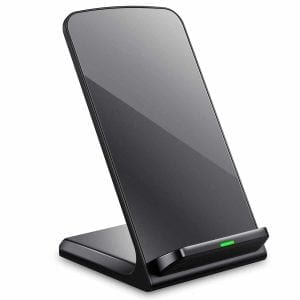 Turbot 3-Coil QI Wireless Charger Wireless Charging Phone Stand