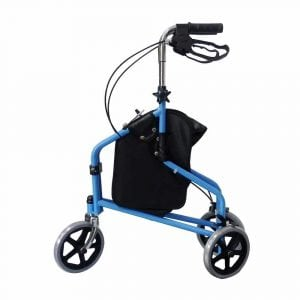 3 Wheel Walker with Ergonomic Hand Grips