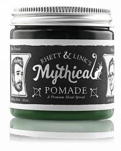 Beard and Lady Rhett and Link's Mythical Pomade