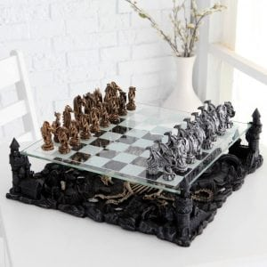 CHH Dragon Chess Set