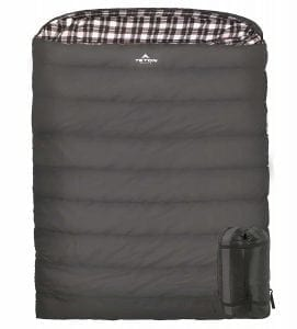 TETON Sports Fahrenheit Mammoth Double Sleeping Bag