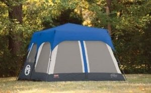 Coleman 2000018295 8-Person Instant Tent