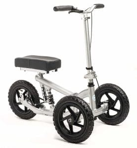 KneeRover PRO 3 Wheel Walker