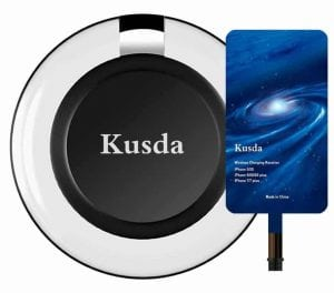 Kusda Qi iPhone Wireless Charger Kit