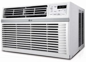 LG LW8016ER 8,000 BTU 115V Window-Mounted AIR Conditioner