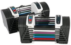 PowerBlock SportBlock 2.4 Adjustable Dumbbells