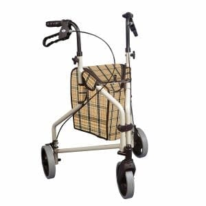 Drive Medical Winnie Lite 3 Wheel Walker