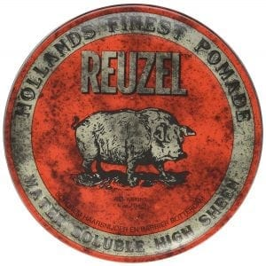 REUZEL Hair Pomade, 4 oz