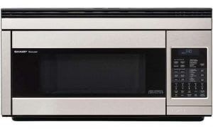 Sharp R1874T 850W Microwave Oven