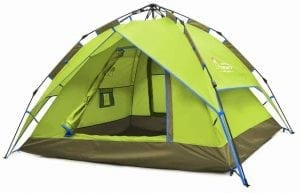 Waterproof 3 Season Tents for Camping