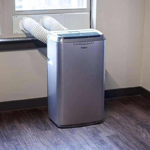 Avallon 12,000 Dual Hose BTU Portable Air Conditioner