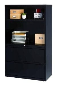 Hirsh Industries Lateral Combo File Cabinet