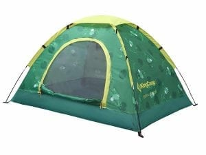 KingCamp JUNIOR 2-Person Youth Ultralight Playing Tent