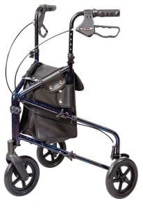 Walker 3 Wheel Trio Roller Walker