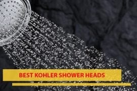 Best Kohler shower heads