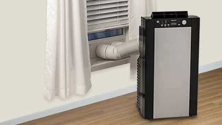 Top 10 Best Dual Hose Portable Air Conditioners In 2018