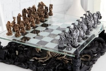 Best Glass Chess Set