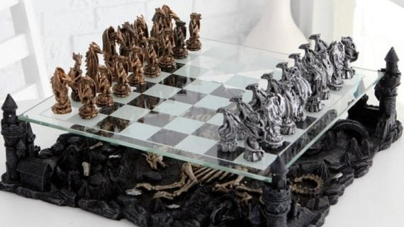 Best Glass Chess Sets