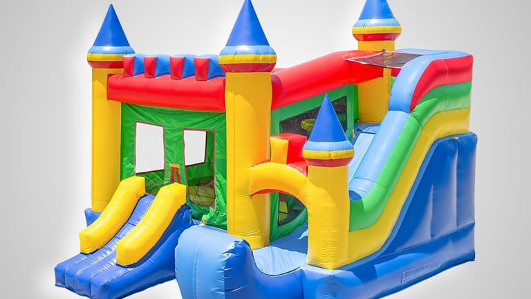 The Best Inflatable Bounce House Toys for Kids in 2019