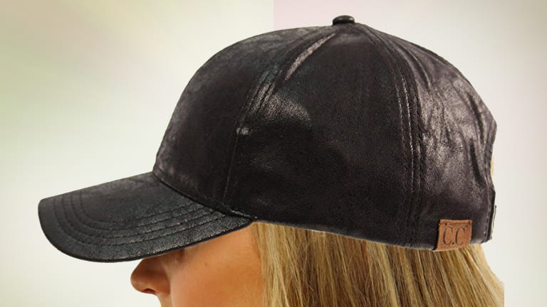 c82a8e9d0ce Top 10 Best Leather Baseball Caps in 2019 - High Quality Leather Caps