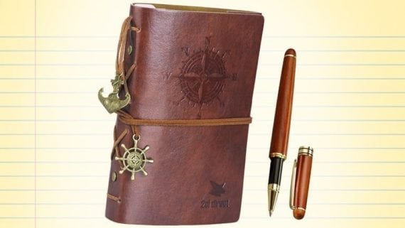 best leather notebooks