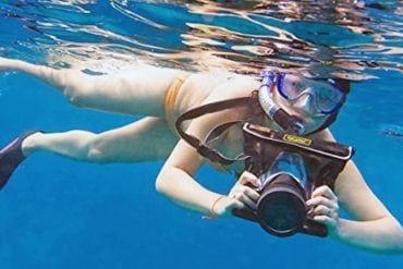 Waterproof camera cases