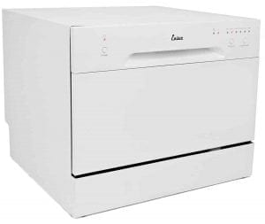 Ensue Countertop Dishwasher Portable Compact Dishwashing Machine
