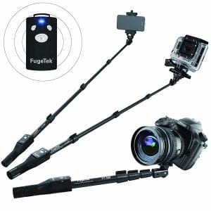 Fugetek FT-568 Professional High-End Alloy Selfie Stick