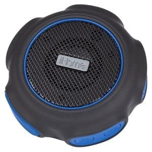 iHome iBT82BLC Waterproof + Shockproof Speaker
