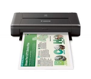 Canon PIXMA iP110 Mobile Wireless Printer
