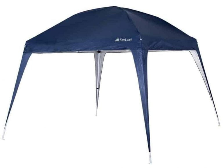 Freeland Pop-Up Canopy Tent with Slant Legs