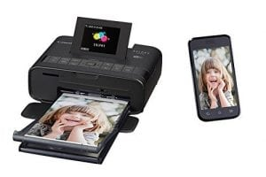 Canon Selphy CP1200 Color Wireless Photo Printer
