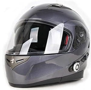FreedConn Flip Up Dual Motorcycle Helmet