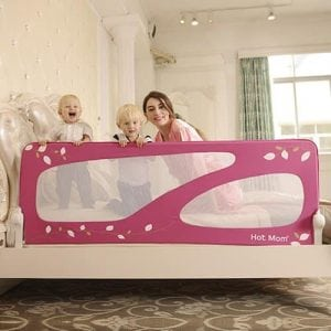 Portable Double Side Bed rail