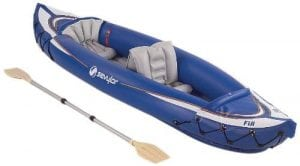 Sevylor Fiji Travel Pack Kayak
