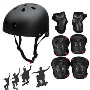 SymbolLife Adjustable Skateboard Helmet