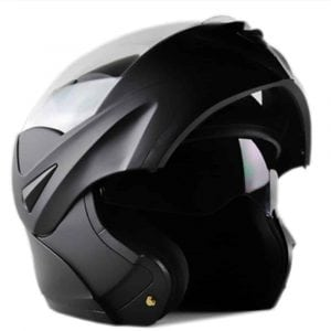 ILM 10 Colors Dual Motorcycle Bluetooth Visor Helmet
