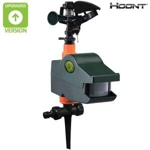 Hoont Powerful Outdoor Water Blaster Animal Pest Repeller