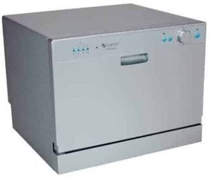 edgestar countertop portable dishwasher - Portable Dishwasher