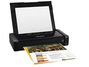 Epson WF-100 Workforce Wireless Mobile Printer