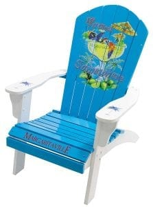 Margaritaville Outdoor Adirondack Chair