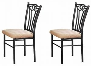 Poundex Shannon Series Dining Chair