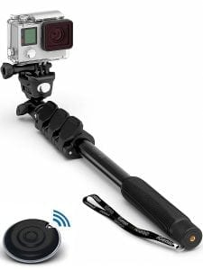 Professional Monopod Selfie Bluetooth Cellphones Selfie Stick