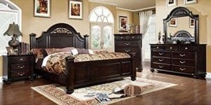 Syracuse Eastern King Size Bedroom Set