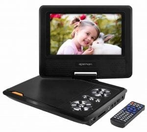 APEMAN 7.5'' PV1060 Portable DVD Player